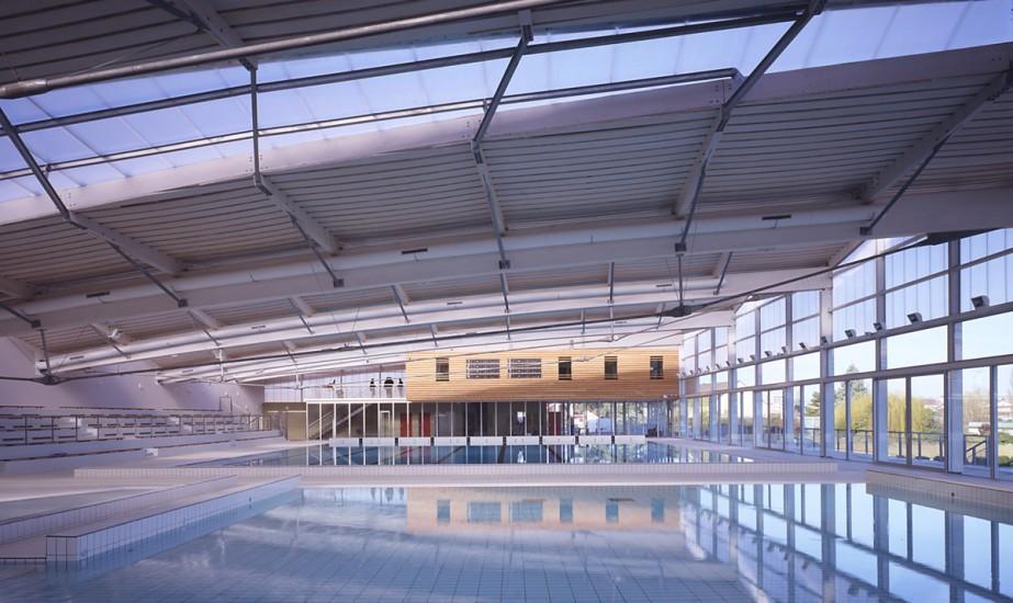 Piscine des lacs marc mimram for Prix piscine chatillon